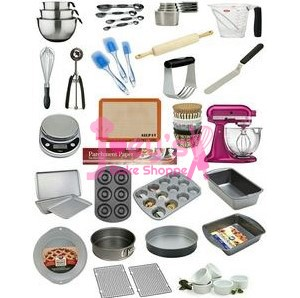 Kitchen & Baking Tools