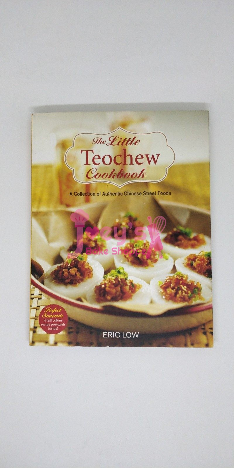 The little teochew recipes book joeys bake shoppe forumfinder Choice Image