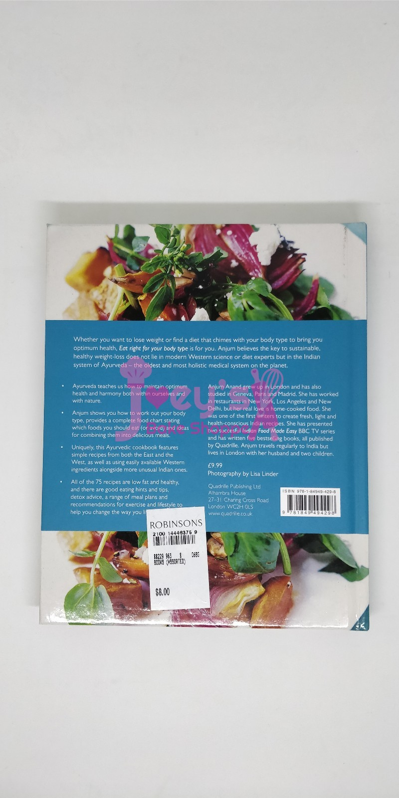 0fde270042f Eat Right For Your Body Type Recipes Book – Joey s Bake Shoppe